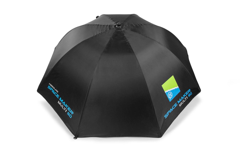 Preston Space Maker Multi 50 Inch Brolly NEW Coarse Fishing Umbrella
