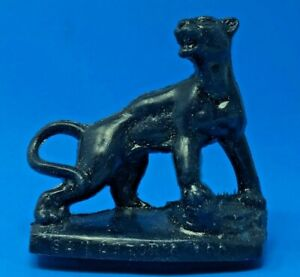 MOLD-A-RAMA-PANTHER-SAN-ANTONIO-ZOO-TEXAS-IN-NAVY-BLUE-M10