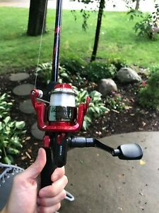 Shakespeare Navigator Spinning Combo - Fishing Rod and Reel 6' Medium Freshwater