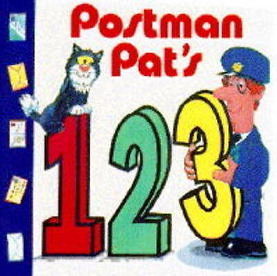 Very Good Jenner, Caryn, Green, Alison, Postman Pat's 123, Paperback, Book