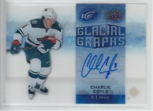 2015-16-UD-ICE-CHARLIE-COYLE-HARD-AUTO-GG-CC-GLACIAL-GRAPHS-AUTOGRAPH-Bruins