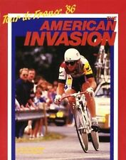 Tour de France '86 The American Invasion - VERY RARE Softcover 1st EDITION 1986