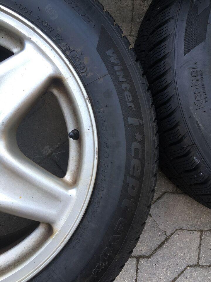 Chevrolet Camaro Z28 årg. 1998: Alufælge