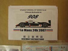 Studio 27 Peugeot 908 LeMans 2007