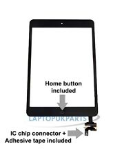 New Apple iPad Mini 3g A1432 A1455 Touch Screen Glass Digitizer + IC Chip Front