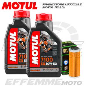 Tagliando HUSQVARNA FC 250 4t 2017 2018 2019 2020 (2 7100 10W50 + filtro olio)