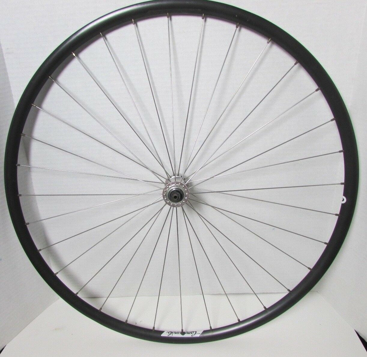 SHIMANO 600 HB-6400 WITH CAMPAGNOLO FRONT WHEEL (32 Spoke)