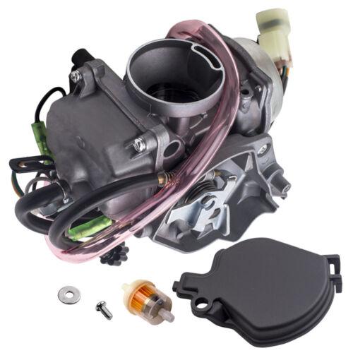 Carburetor w// Plug for Kawasaki PRAIRIE 300 KVF300 KVF300B KVF300A 1999-2002