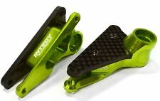 Integy Billet Machined Rear Rocker Arm for Traxxas 1/10 Scale Summit 4WD Green