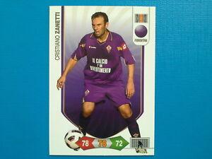 Card-Calciatori-Panini-Adrenalyn-2010-11-2011-n-108-Cristiano-Zanetti-Fiorentina