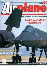 Airplane Magazine - Part 20 - Lockheed SR-71 'Blackbird'