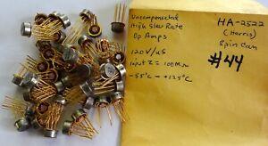 Lote-de-10-Harris-Op-Amperios-8-Pin-HA-2522-2-Articulo-44