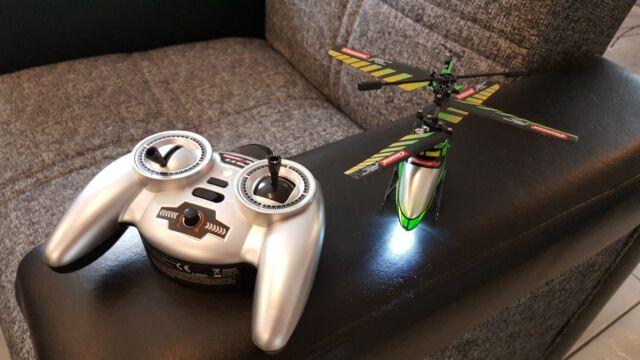 Carrera RC- Easy to Fly grün Chopper 2 ovp.