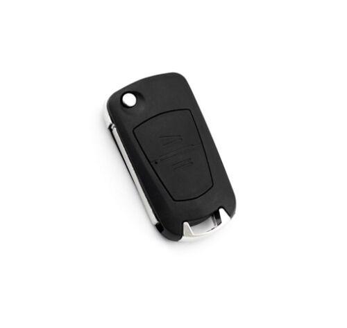 Klappschlüssel Gehäuse Ersatz Schlüsselgehäuse Autoschlüssel für Opel #51