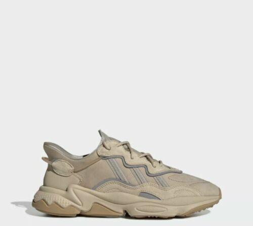 Size 14 - adidas Ozweego Pale Nude