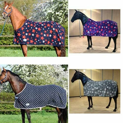 Daselfo Polaire Bonn Stars Abschwitzdecke Shetty poney cheval Soko /_ JODHPUR