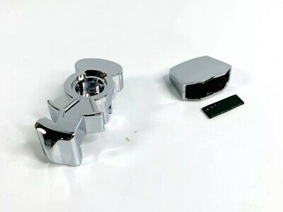 Chrome 13 Speed Shifter Splitter Button /& Range Selector Cover Eaton Fuller
