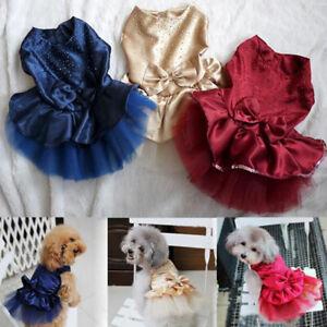 Princess-Dog-Dresses-Puppy-Cat-Christmas-Tutu-Dress-Pet-Party-Clothing-Apparel
