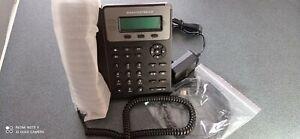 VOIP IP TELEFONO GRANDSTREAM GXP 1610 CON ALIMENTATORE - OTTIMO USATO REF.A