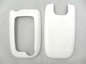 Sony-Ericsson-Z520-Z525-Housing-Front-Back-Battery-Door-Original-Plastic-White