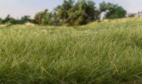 Woodland Scenics FS614 Static Grass Medium Green 2mm für Landschaftsgestaltung