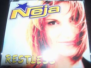 Neja-Restless-Australian-Remixes-CD-Single-Like-New
