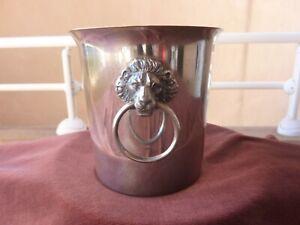 petit-seau-a-glace-prises-tetes-de-lions-metal-argente-H14cm