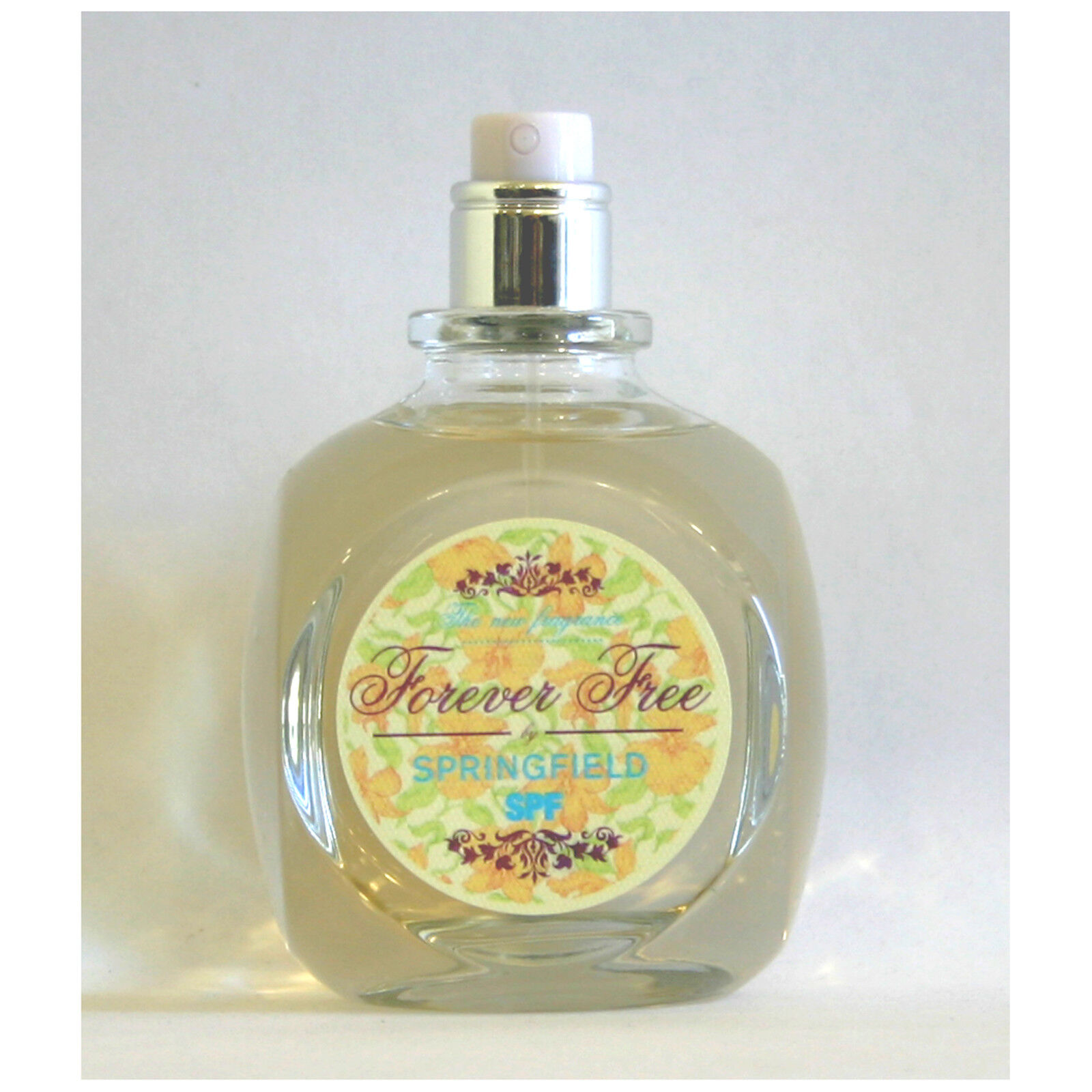 Detalles de SPRINGFIELD FOREVER FREE HER Colonia Perfume 100 mL [NO BOX] Mujer Woman