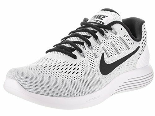 Nike Lunarglide 8 Running Shoes White black Mens Size 14 Aa8676-101 for  sale online  f1ed6bd50