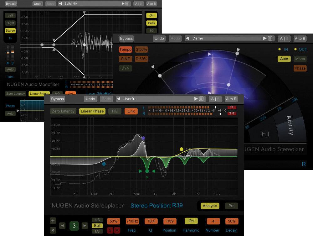 NUGEN Audio Stereopack Upgrade (Elektronische Lieferung) - Authorized Dealer