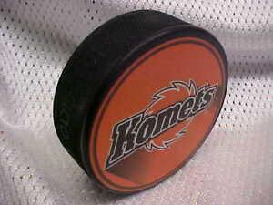 2018-ECHL-Fort-Wayne-Komets-Arizona-Coyotes-Collectors-Souvenir-Hockey-Puck