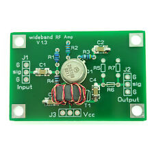 2mhz 35mh 12v 30ma 50 Ohm Universal Wideband Rf Amplifier V13 Replacement Sets