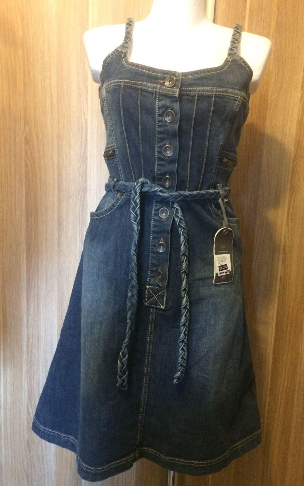 New  phobia  Women Denim   Dress Size   38 12