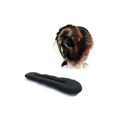 Women Hair Twist Large Sponge Clip Hair Styling Braid Hari Maker Size 22cm*4cm