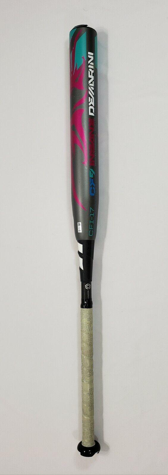 DeMarini CF9 Insane Fast Pitch Softball Bat CFI-17 33 23 (-10)