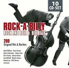 Rock-A-Billy,Rock and Roll & Hillibilly von Presley,Mitchell,Cash,Vincent,Various Artists (2010)