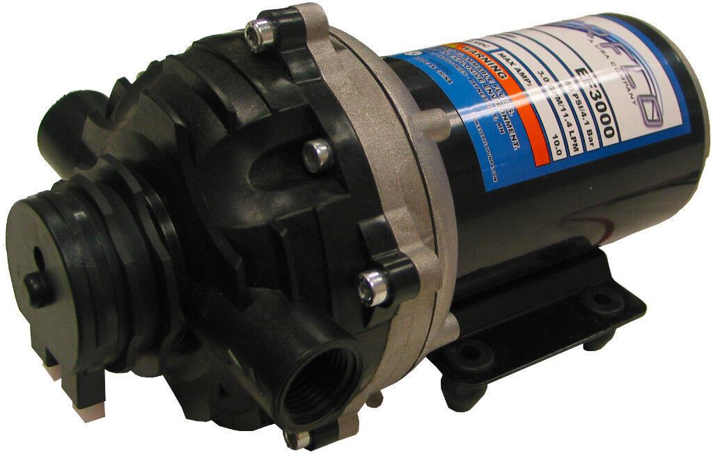Nuevo Rv   Marina De 12 Voltios Dc   12 V de la demanda de agua dulce Diafragma Self cebar la bomba