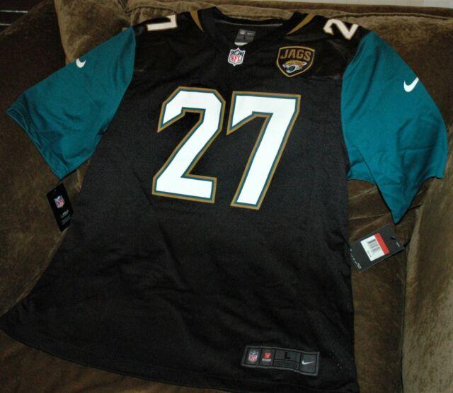 9becf670 Leonard Fournette jersey! Jacksonville Jaguars men's large New with tags  black