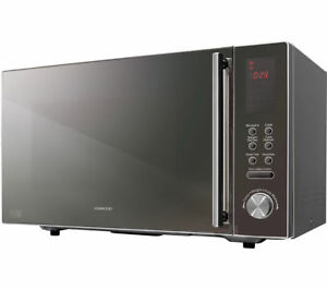 KENWOOD K25MMS14 Solo Microwave - Silver - Currys