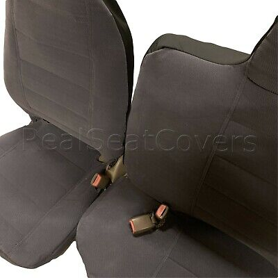 Groovy Dg 98 2003 Front High Back 60 40 Split Bench Seat Cover For Ford Ranger A77 Ebay Uwap Interior Chair Design Uwaporg
