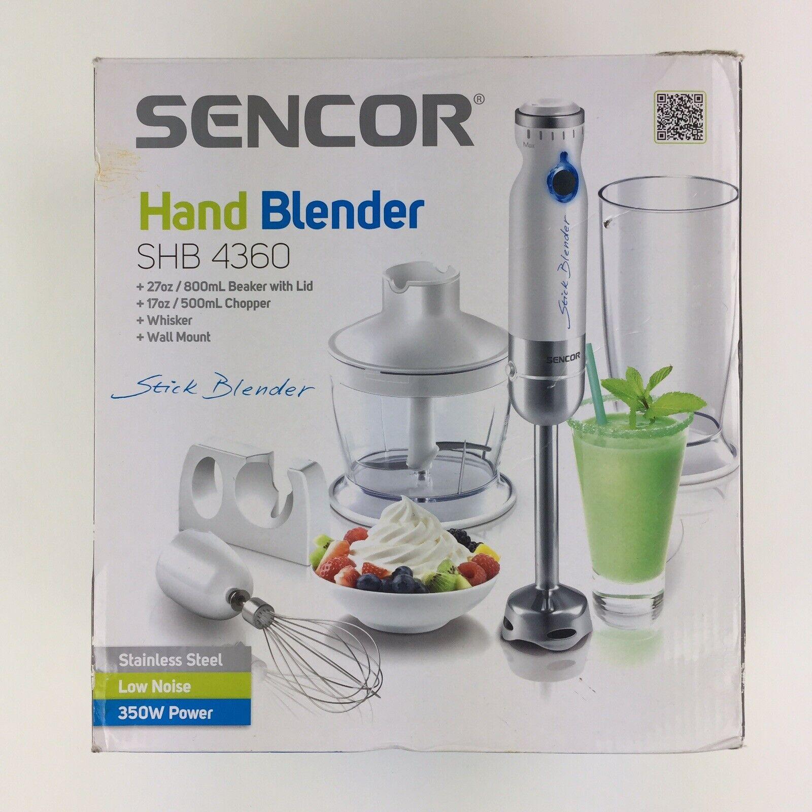 Sencor SHB 4501/WH frullatore a mano Weis