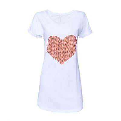 Cuore Sleepshirt Camicia Da Notte Louis & Sig. Ra Louisa 116 122- Meno Caro