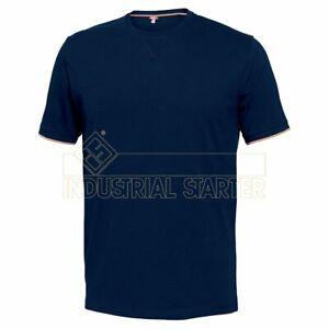 Issa Line T-Shirt Rapallo 100% cotone Blu