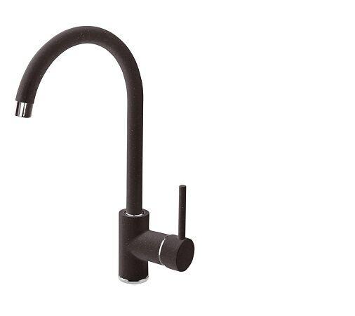 Deante Nemezja Spülenarmatur grapit Optik Küchenarmatur,Wasserhahn | Zarte  | Reichhaltiges Design  | Üppiges Design  | Export
