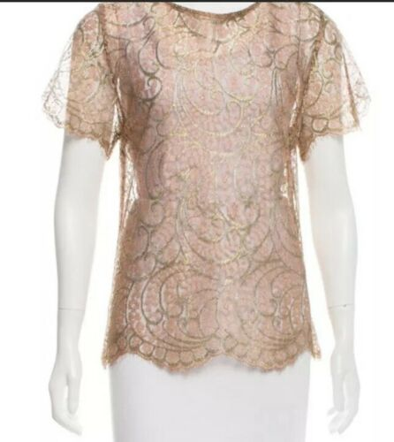 Zimmerman Lace Blouse Size 2