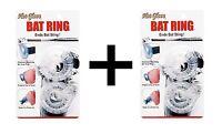 Unique Sports Shock Absorbing Baseball Softball Hot Glove Bat Ring 2-pack on Sale