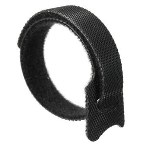 5x-GENUINE-VELCRO-BRAND-ONE-WRAP-REUSBLE-HOOK-amp-LOOP-STRAP-CABLE-TIE-GRIPPING