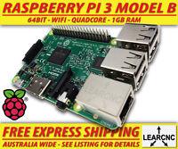 Raspberry Pi 3 Model B 1gb Ram - Quad Core 1.2ghz 64bit Cpu Wifi Bluetooth