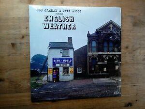 Bob-Stanley-amp-Pete-Wiggs-English-Weather-Near-Mint-2-x-Vinyl-Record-XXQLP2-049