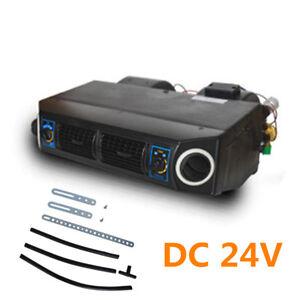 Universal-24V-Car-Under-Dash-Air-Conditioning-Kit-3-level-Evaporator-Compressor